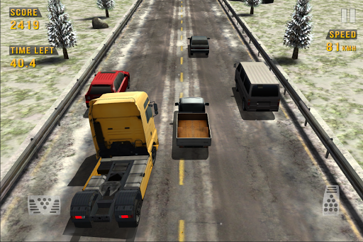 Traffic Racer game (apk) free download for Android/PC/Windows screenshot