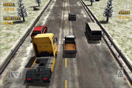 Traffic Racer 2.5 MOD (Unlimited Money) 2