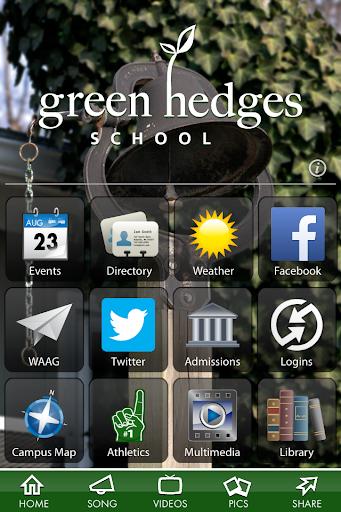Green Hedges School