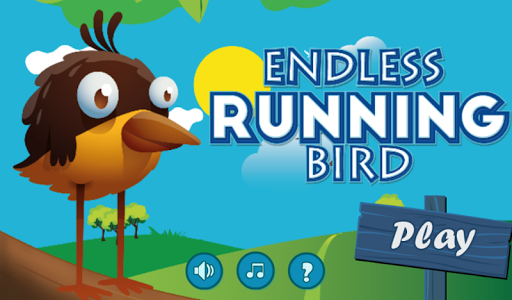 Endless Running Bird