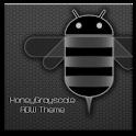 ADW Theme | HoneyGrayscale logo