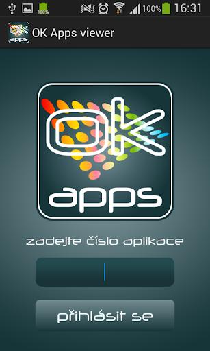 OK Apps Viewer