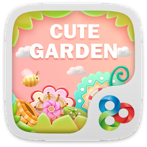 Cute garden GO Launcher Theme Android Apps on Google Play