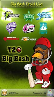 Big Bash Droid Live - screenshot thumbnail