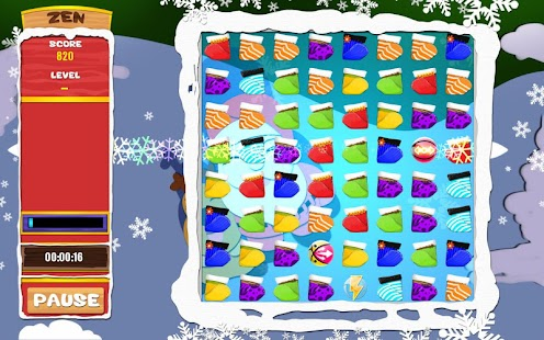 Xmas Slider Deluxe- screenshot thumbnail