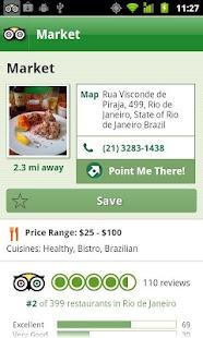 Rio de Janeiro City Guide - screenshot thumbnail