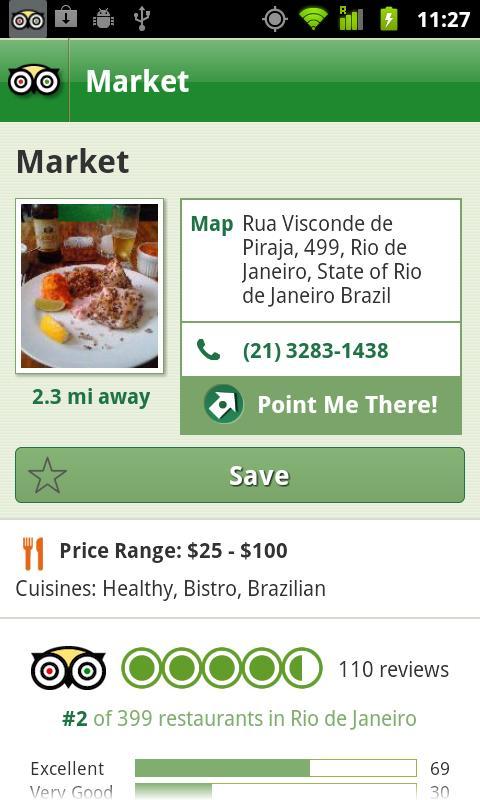 Rio de Janeiro City Guide - screenshot