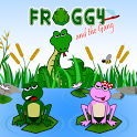 Froggy & Gang Frogger Puzzle F icon