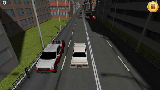 Car Traffic Racing 3D