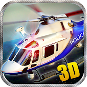 City Helicopter Parking Sim 3D