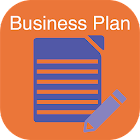 Business Plan & Start Startup icon