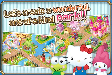Hello Kitty World - Fun Game