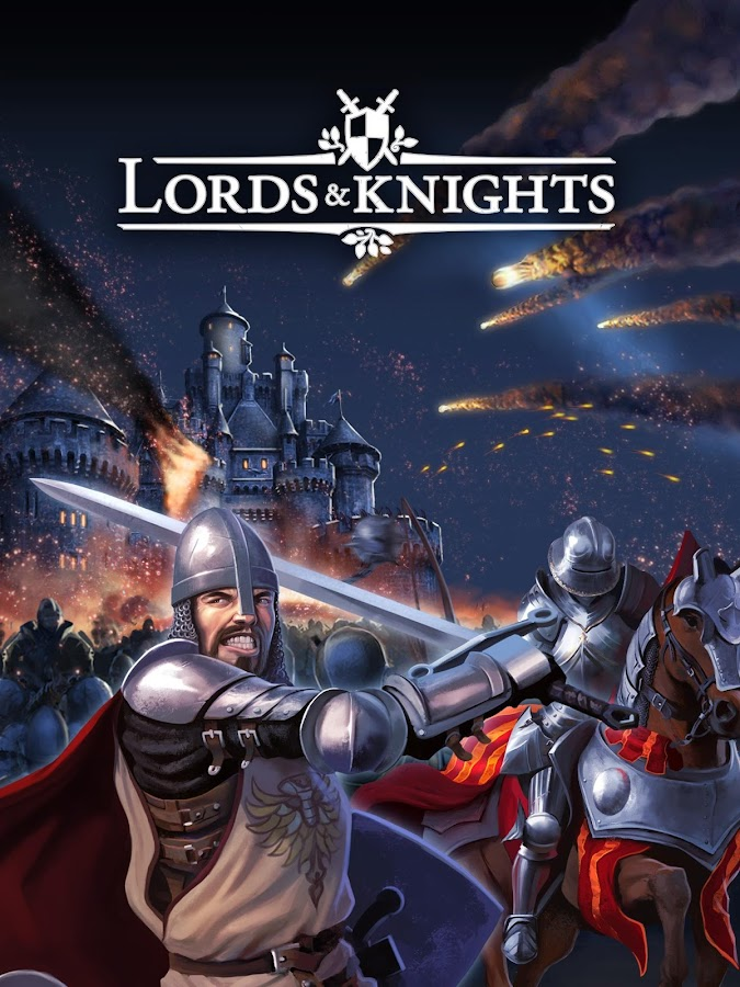 Lords & Knights - Strategy MMO- screenshot