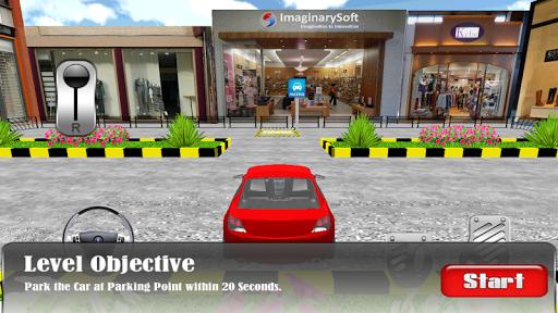虛3D停車場