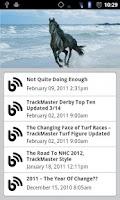 Screenshot of TrackMaster Blog