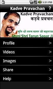 Kadve Pravachan screenshot 0