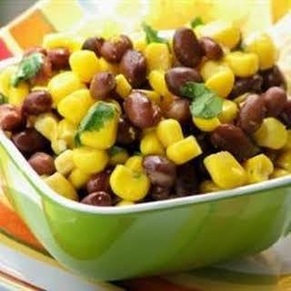 Corn and Black Bean Salad.