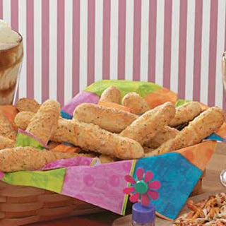 Late-Night Breadsticks.