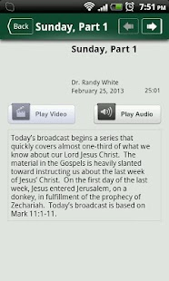 Randy White Ministries - screenshot thumbnail