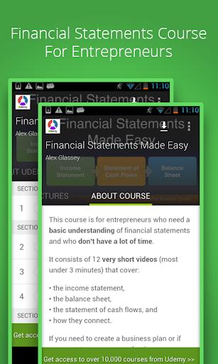 Financial Statements Basic