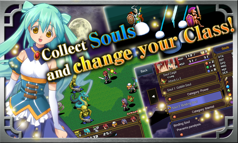 Soul Historica for Android
