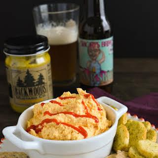 Spicy Beer Cheese Dip.