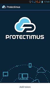 PROTECTIMUS SMART OTP- screenshot thumbnail