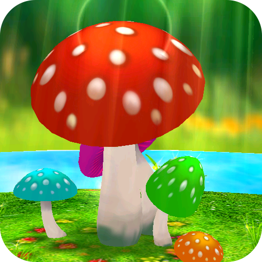 Download Mushrooms 3d Live Wallpaper On Pc Mac With Appkiwi Apk