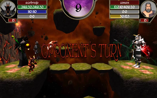 Lords of PVP 3D VS