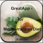 Mediterranean Diet App+