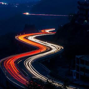 by Havneet Singh - City,  Street & Park  Street Scenes (  )