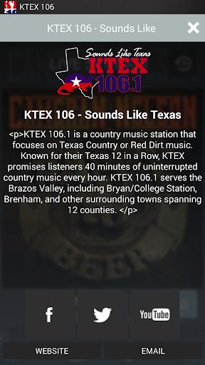 玩音樂App|KTEX 106免費|APP試玩