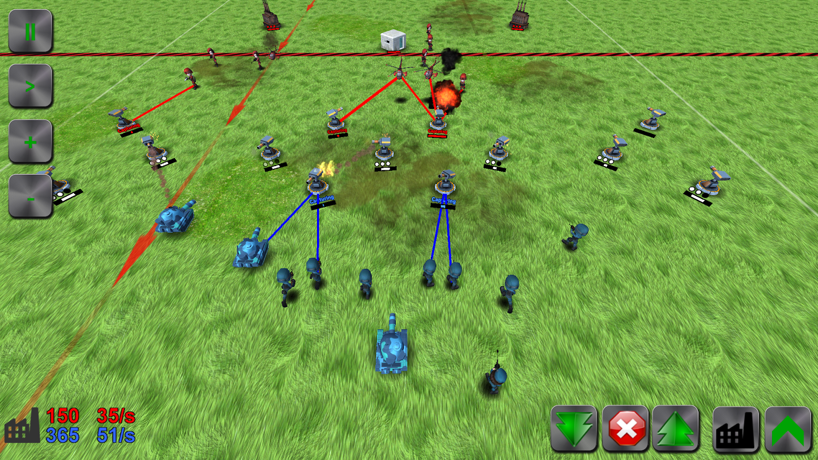WAR! Showdown Full Free- screenshot