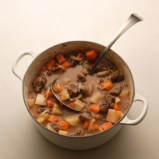Lighter Beef Stew