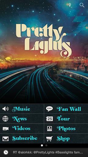 【免費音樂App】Pretty Lights-APP點子