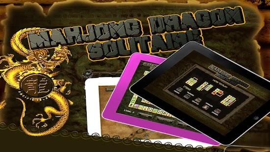 Mahjong Dragon Solitaire