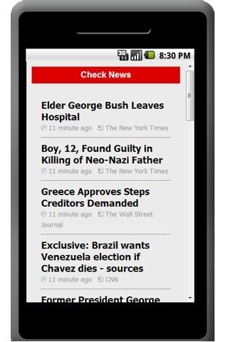 Check News