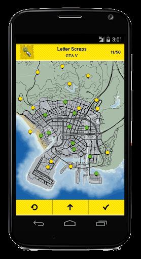 100 Maps - GTA V