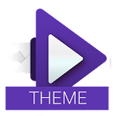 Material Purple Theme