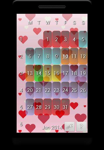 Luna - Period Cycle Calendar