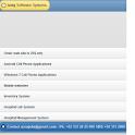 Order web site logo