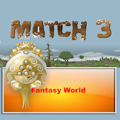 Match3 Fantasy World