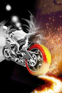 Super Motorbike Wallpaper - screenshot thumbnail