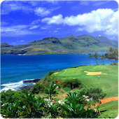 Hawaiian islands wallpaper