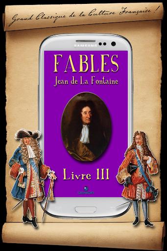 Livre III Fables