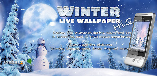 Winter Live Wallpaper HiQ