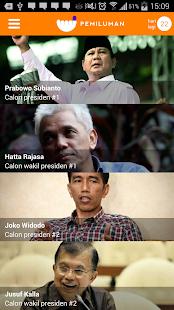Pemiluman- screenshot thumbnail