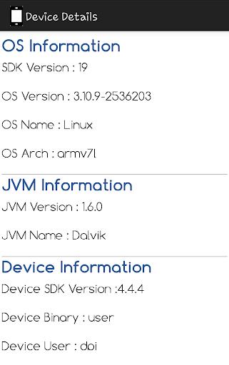玩個人化App|My Phone Info免費|APP試玩