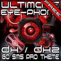 DX/DX2 GO SMS Theme logo