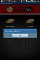 Screenshot of Parking Reminder 2.0